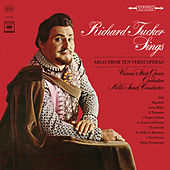 Richard Tucker Sings Arias from Ten Verdi Operas by Richard Tucker