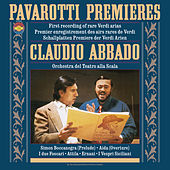 Pavarotti Sings Rare Verdi Arias by Various Artists