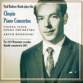 Paul Badura- Skoda plays the Chopin Piano Concertos (1954) by Paul Badura-Skoda