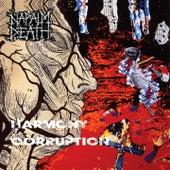Harmony Corruption (Full Dynamic Range 2012 Edition) di Napalm Death