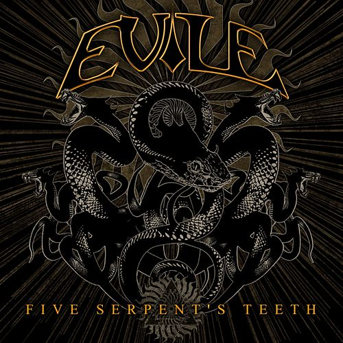 Five Serpent's Teeth von Evile