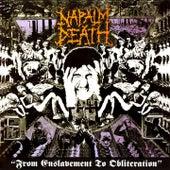 From Enslavement to Obliteration (Full Dynamic Range 2012 Edition) von Napalm Death
