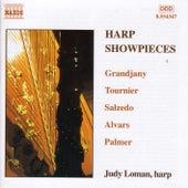 Harp Showpieces by Judy Loman