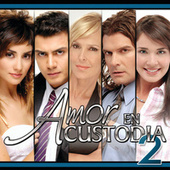 Amor En Custodia Vol. 2 (CD) de Various Artists