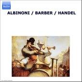 ALBINONI / BARBER / HANDEL (UK) di Various Artists