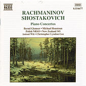 RACHMANINOV / SHOSTAKOVICH : Piano Concertos by Various Artists