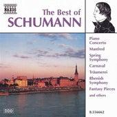 SCHUMANN : The Best Of Schumann de Various Artists