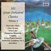 101 GREAT ORCHESTRAL CLASSICS, Vol.  4 de Various Artists