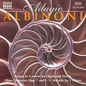 ALBINONI: Adagio de Various Artists