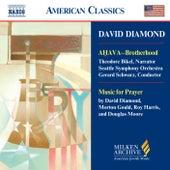 DIAMOND: Ahava / Music for Prayer by Various Artists