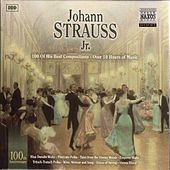STRAUSS II, JOHANN: 100 of His Best Compositions by Various Artists