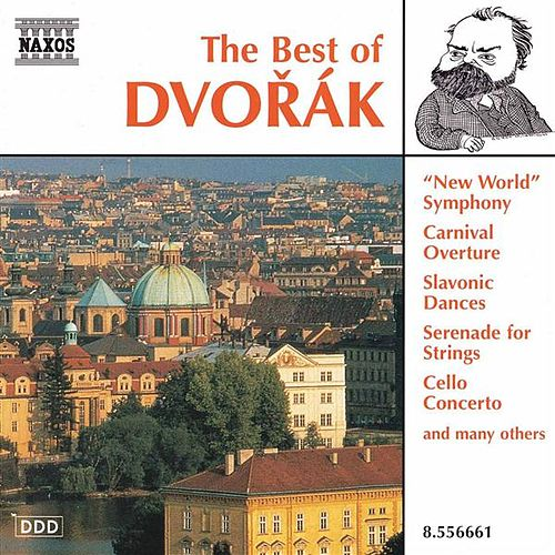 DVORAK : The Best Of Dvorak by Various Artists
