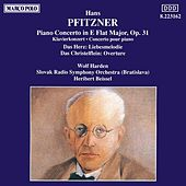 PFITZNER: Piano Concerto / Das Chistelflein Overture by Various Artists