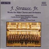 STRAUSS II, J.: Works for Male Chorus and Orchestra by Vienna Mannergesang-Verein