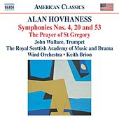 HOVHANESS: Symphonies Nos. 4, 20 and 53 de Various Artists