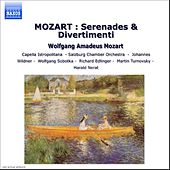 MOZART : Serenades & Divertimenti de Various Artists