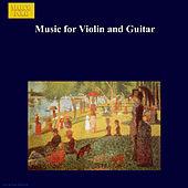Music for Violin and Guitar di Takako Nishizaki