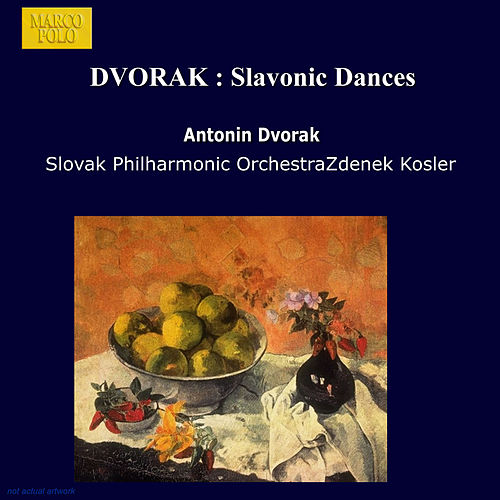 DVORAK : Slavonic Dances by Slovak Philharmonic Orchestra