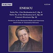ENESCU: Suites Nos. 1 and 2 / Concert Overture de Romanian Radio and Television Orchestra