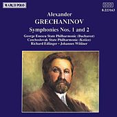 GRECHANINOV: Symphonies Nos. 1 and 2 de Various Artists