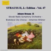 STRAUSS II, J.: Edition - Vol. 47 by Bratislava City Chorus