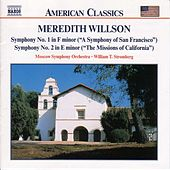 WILLSON, M.: Symphonies Nos. 1 and 2 by Moscow Symphony Orchestra