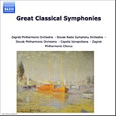 Great Classical Symphonies de Various Artists