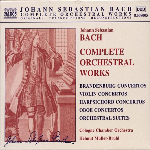 BACH, J.S.: Complete Orchestral Works by Various Artists