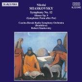 MYASKOVSKY: Silence Op. 9 / Symphony No. 12 by Slovak Radio Symphony Orchestra