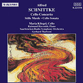 SCHNITTKE: Cello Concerto / Stille Musik / Cello Sonata by Maria Kliegel