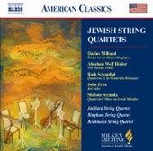 Jewish String Quartets de Various Artists