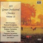 101 GREAT ORCHESTRAL CLASSICS, Vol. 10 de Various Artists