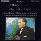 VILLA-LOBOS: Choros Nos. 8 & 9 by Hong Kong Philharmonic Orchestra
