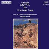 NOVAK: Pan, Op 43 by Slovak Philharmonic Orchestra