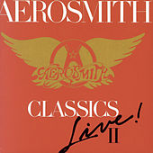Classics Live! II di Aerosmith