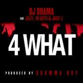 4 What feat. Jeezy, Yo Gotti & Juicy J by DJ Drama