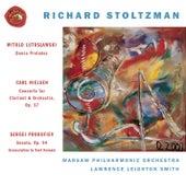 Stoltzman Plays Nielsen & Prokofiev de Carl Nielsen