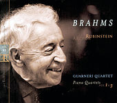 Piano Quartets, Nos. 1 & 3 by Johannes Brahms