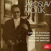 Jaroslav Motlík - Viola by Various Artists