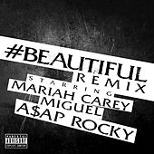 #Beautiful (A$AP Rocky Remix) von Mariah Carey
