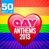 50 Best of Gay Anthems 2013 von CDM Project
