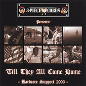 'till They All Come Home - Hardcore Support 2006 - by Various Artists