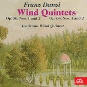 Danzi:  Wind Quintets von Academia Wind Quintet
