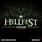 Compilation Hellfest 2008 von Various Artists