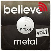 Believe Digital Sessions - Metal vol.1 (Dark Mood) by Various Artists