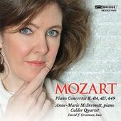 Mozart Piano Concertos by Various Artists