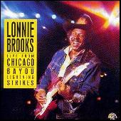 Live From Chicago by Lonnie Brooks