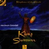 King Shaman by Medwyn Goodall