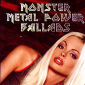 Monster Metal Power Ballads de Various Artists