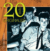 Originales - 20 Exitos by Soda Stereo